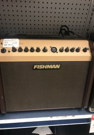 Fish man Amplifier for Sale in Chicago, IL