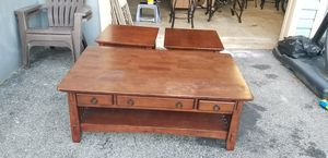 Coffee and end tables for Sale in Frederick, MD
