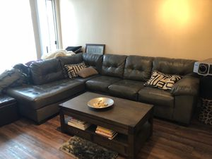 Super comfy sectional (like new!) for Sale in Los Angeles, CA