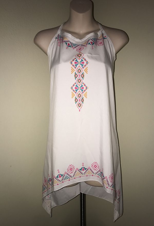 MOVING & CLOSEOUT SALE !!! New Beautiful tribal dress blouse for sale !!!