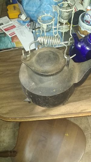 Cast iron teapot for Sale in Lawrenceville, GA