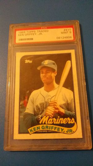Ken Griffey rookie for Sale in Union, KY