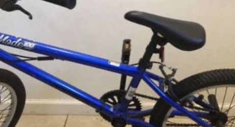 BMX Blue Bike for Sale in Frederick,  MD