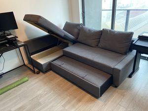 Grey sofa for Sale in Miami, FL