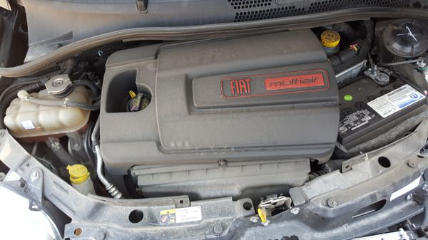 2013 FIAT 500 FOR PARTS