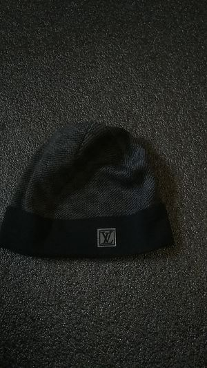 Authentic Louis Vuitton beanie hat lv for Sale in Adelphi, MD