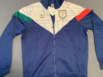 Puma Italia Track Jacket for Sale in Raleigh,  NC