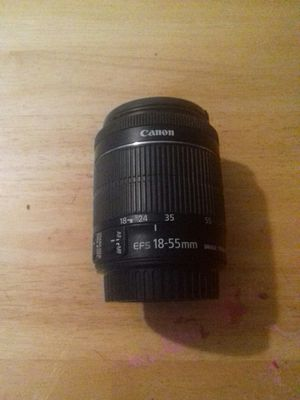 Canon lens LAST ONE! HURRY! for Sale in Reno, NV