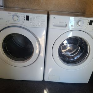 set washer and gas for Sale in Tustin, CA