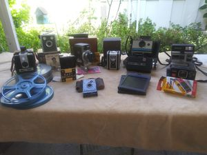 Camera collection for Sale in Rocklin, CA