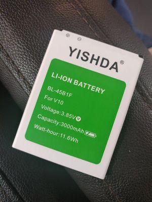 LG V10 battery (YISHDA) for Sale in Wichita, KS