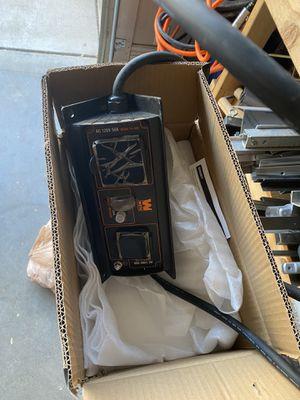 WEN GNA50i 50-Amp 6000-Watt Parallel Connection Kit for Inverter Generators for Sale in Phoenix, AZ