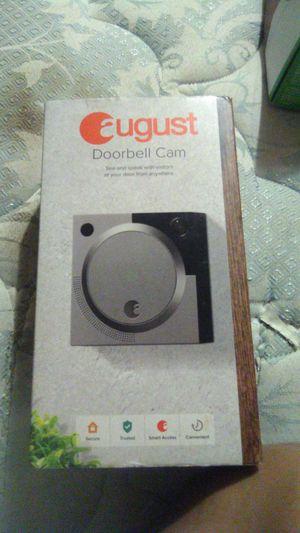 August door bell cam for Sale in Commerce, CA