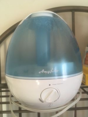 Anypro humidifier for Sale in Pawtucket, RI