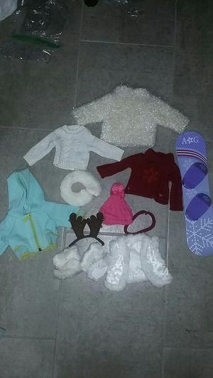 American girl doll Winter Bundle for Sale in Costa Mesa, CA