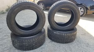 Truck tires. Mud terrains. Road. Touring. Used tires. for Sale in La Puente, CA