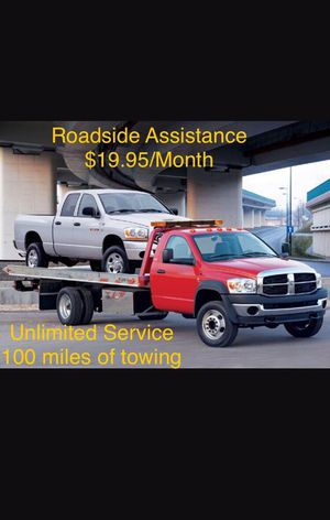 Unlimited Roadside Assistance for Sale in West Palm Beach, FL