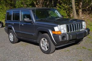 2007 Jeep Commander for Sale in Hillside, NJ