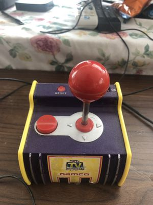 Namco classic arcade plug and play games for Sale in Chesapeake, VA