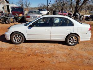 Honda Civic LX sedan car for Sale in Sweetwater, TX