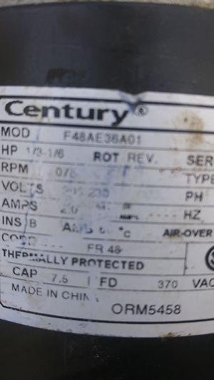 Century a/c fan motor for Sale in Lake Worth, FL