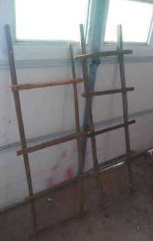 Tobacco stick ladders for Sale in Appomattox, VA