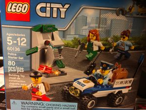 New LEGO 60136 Starter Set for Sale in Castro Valley, CA