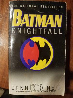 Batman Knightfall for Sale in Providence, RI