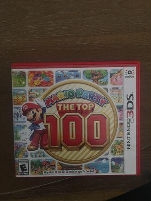 Nintendo 3ds Mario party for Sale in Visalia, CA
