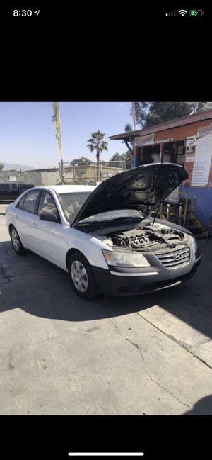 2010 Hyundai Sonata for part for Sale in Chula Vista, CA