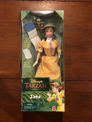 Vintage Disney's Tarzan Jane Doll for Sale in Baltimore, MD