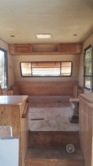 38ft 5th wheel need some work but it could make a home for Sale in Sweet Home, OR
