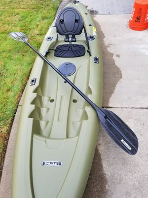 10 ft Olive green Lifetime Triton Angler for Sale in Sacramento, CA