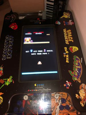 Midway arcade classic cocktail table with 416 games brand new in the box for Sale in The Bronx, NY