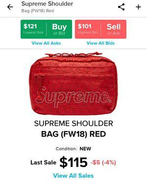 Shoulder Bag (Supreme)FW2018 for Sale in Victoria, TX
