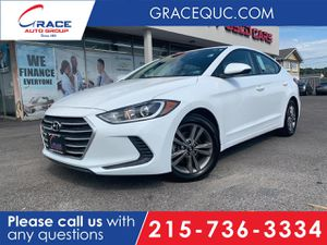 2018 Hyundai Elantra for Sale in Morrisville, PA