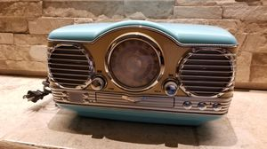 👀🙋♂️ Vintage Style Memorex MTT3200 AM/FM Stereo Radio & CD Player Retro Turquoise. Asking $75.00 for Sale in Bakersfield, CA