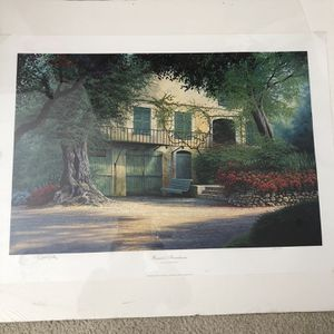 Print Signed By Charles White for Sale in Pleasanton, CA