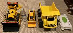 Toy trucks (Tonka, CAT) for Sale in Stone Ridge, VA