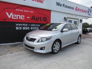 2009 Toyota Corolla for Sale in Tampa, FL