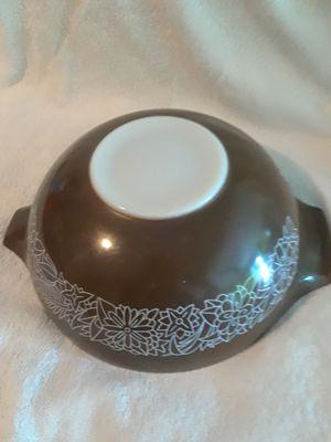 Vintage Woodland Pyrex bowl for Sale in Port St. Lucie, FL