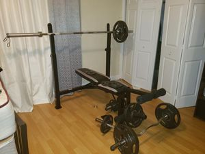 Pre-Used Weights for Gym or Home Usage for Sale in Miami Gardens, FL