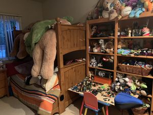 BUNK BEDS: TWIN OVER DOUBLE for Sale in Torrance, CA