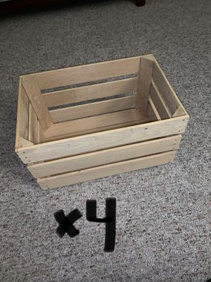 Wooden Crates for Sale in Minneapolis, MN