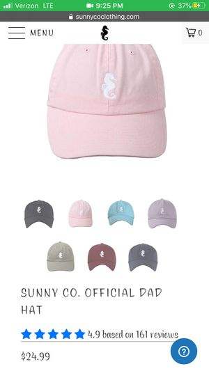 sunny co clothing pink seahorse hat for Sale in Virginia Beach, VA
