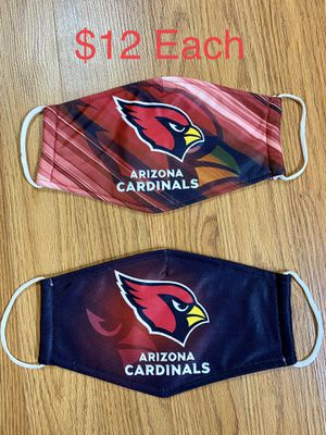 Arizona Cardinal 🏈 Face Masks Protection For Adult for Sale in Glendale, AZ