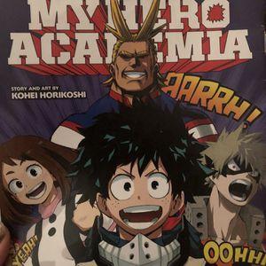 My hero academia manga comic (free comic book day) for Sale in San Carlos, CA