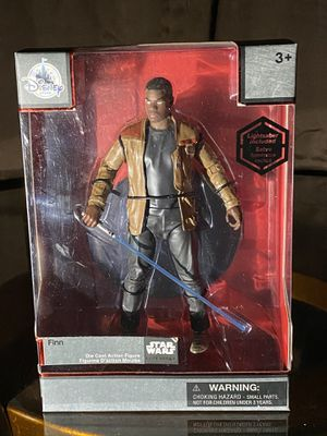Disney Store - Star Wars- Finn - New for Sale in City of Industry, CA