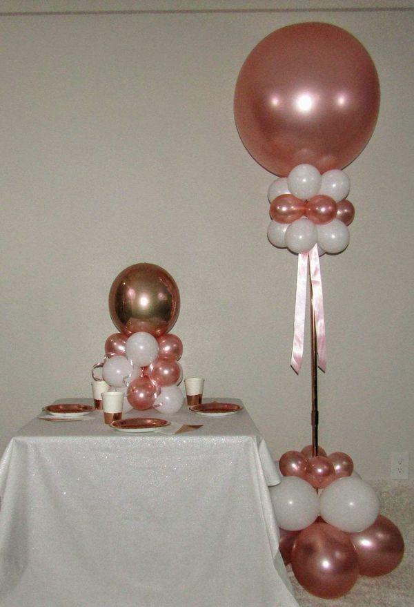 Balloon columns
