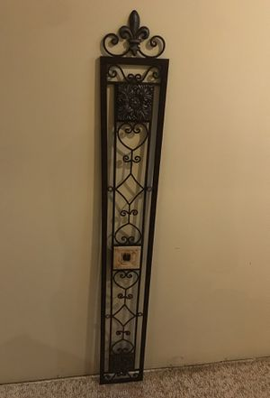 Metal Wall Decoration for Sale in Strongsville, OH